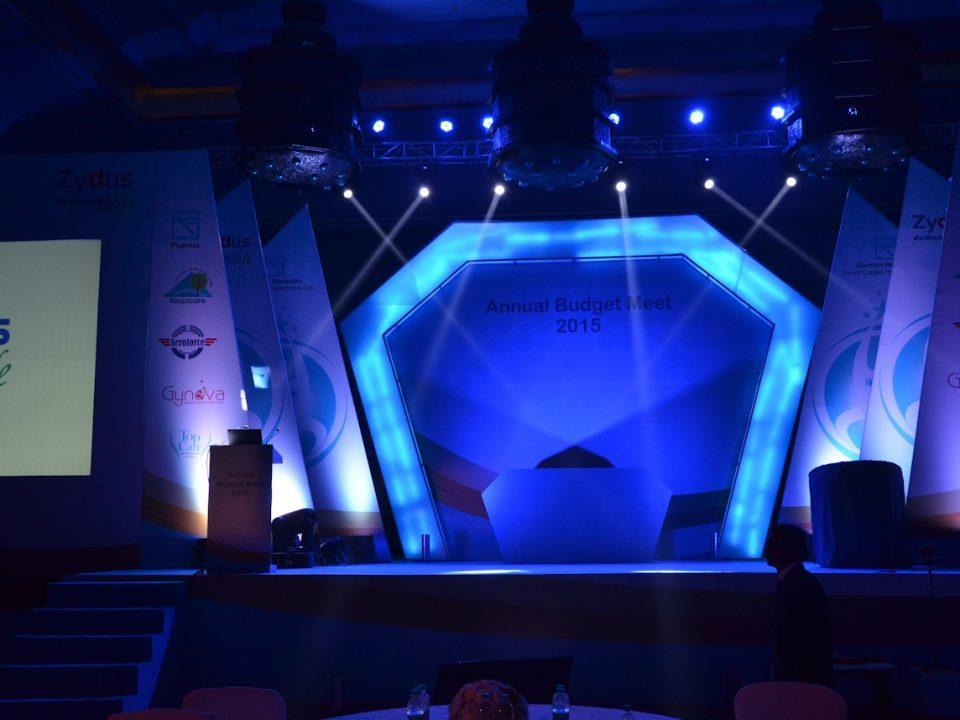 Annual Budget Meet 2015