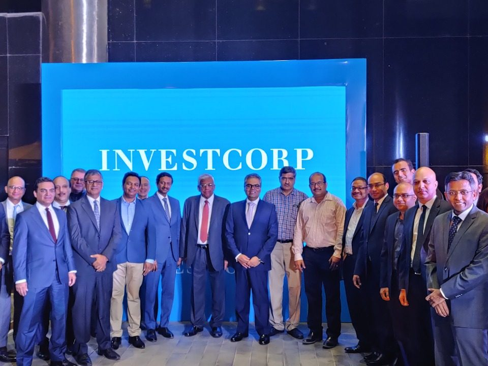 Investcorp-India Information Session 2019