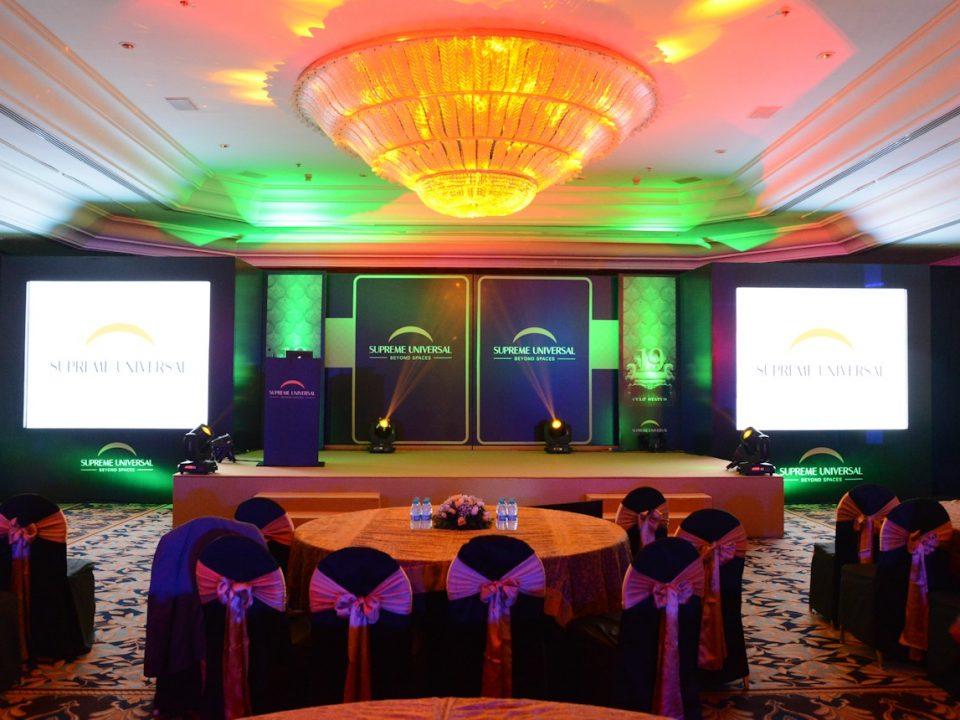 Launch of Supreme 19, Channel Partner Meet